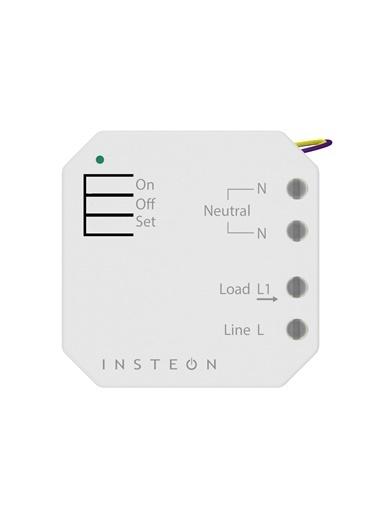 Insteon 2442-422 Akıllı Mikro Ayarlanabilir/Aç/Kapa Modülü Renkli
